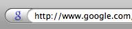 Google\'s new Fav Icon