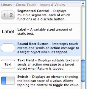 Round Rect Button