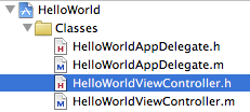 Expand Classes Folder