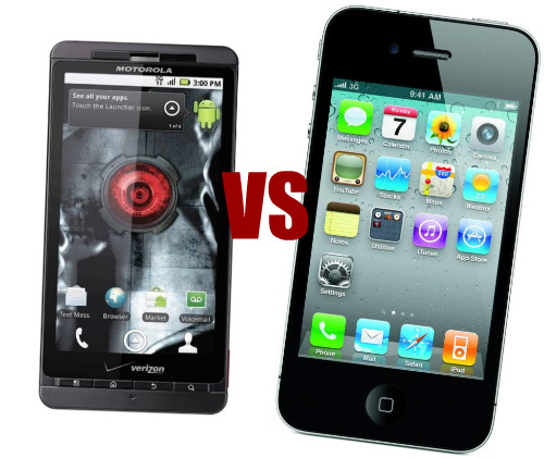 iPhone vs. Android – Part 1: Acquisition